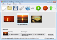 Lightroom Flash Gallery Playback Slideshow Flash Catalyst