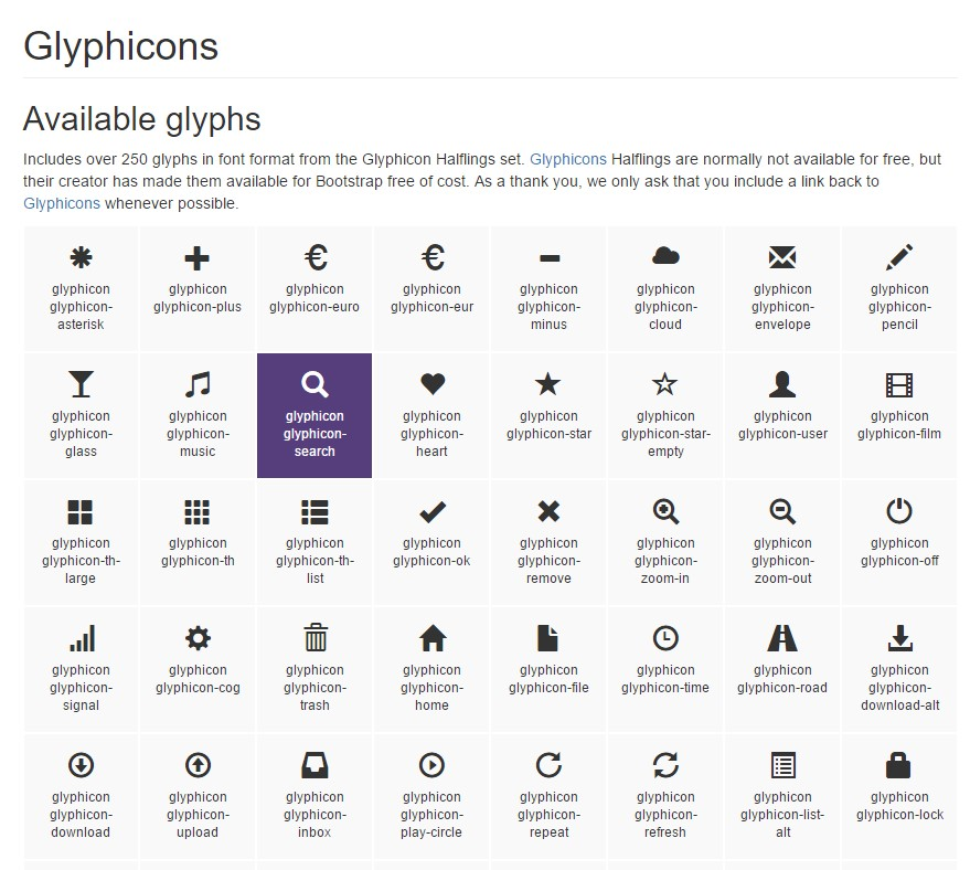 Bootstrap Icons official  information
