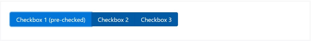 The best ways to  apply the Bootstrap checkbox